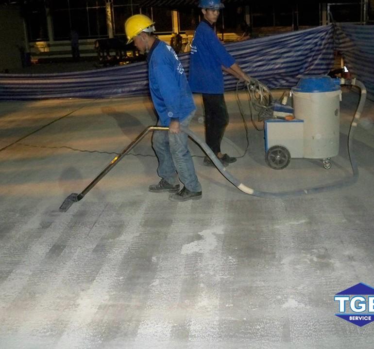 3.-ทำการขัดเจียร์พร้อมทำความสะอาด